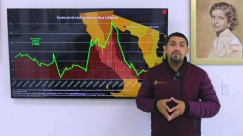 Mexicali continuará en semáforo anaranjado, por ahora