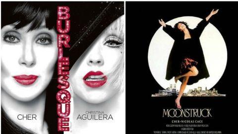 Películas de Cher que puedes ver en Netflix y Amazon