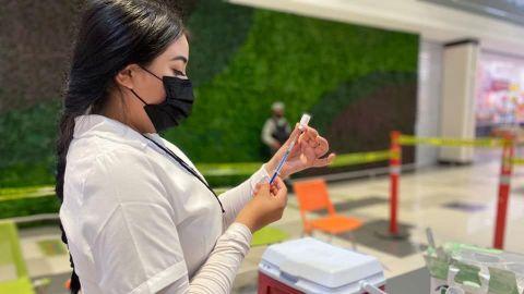 Vacunación anti-covid 19 en Mexicali para adultos de 50 y más