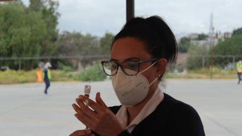 Aplicarán vacunas anti-covid 19 en Tijuana