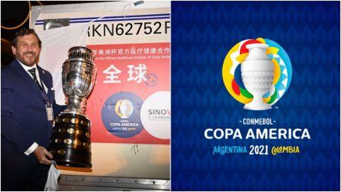 Estados Unidos albegaría la Copa América