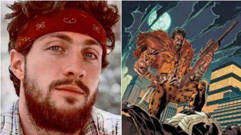 Aaron Taylor-Johnson interpretará a 'Kraven el Cazador', villano de Spiderman