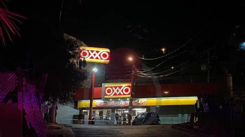 Matan a empleada del OXXO en Cañón de la Raza