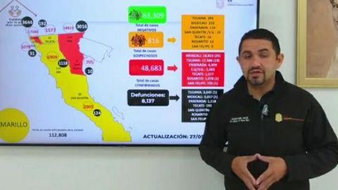 Mexicali podría regresar a semáforo rojo la próxima semana