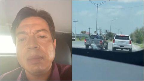 'Fue tremendo', dice Mario Delgado tras retención en Tamaulipas