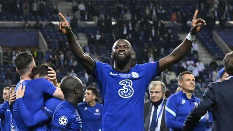 Chelsea vence 1-0 a Manchester City en la final de la Champions League