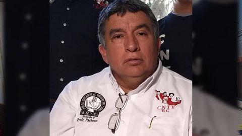 No hay condiciones para regresar a las escuelas: Marco Pacheco