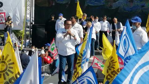 Somos la fuerza que sacará a Morena del poder: Fufo Guerrero