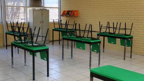 En Gómez Palacio, regreso a clases de nivel secundaria en ''stand bye''