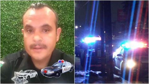 📹 Oficial revela el protocolo a seguir cuando alguien es detenido en su auto
