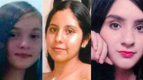 Emiten la Alerta Amber por la desaparición de tres adolescentes en Sinaloa