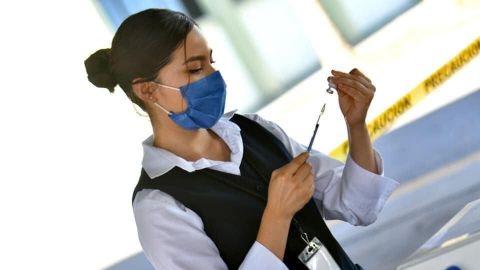 Inicia vacunación anti-covid para personas de 40 años en Tijuana