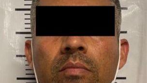 Gringo narcotraficante es detenido