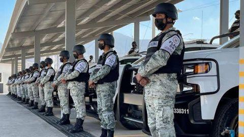 Desde hoy, la GN estará patrullando el estado, en especial donde habrá casillas