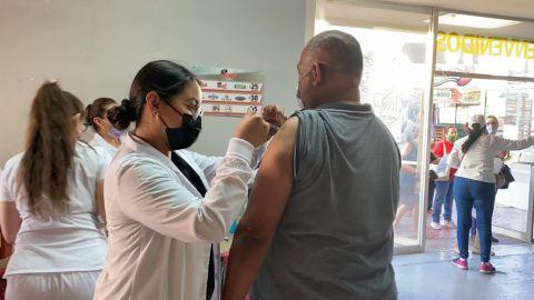 Este sábado continúa vacunación para 40-49 en Tijuana y 50-59 en Rosarito.