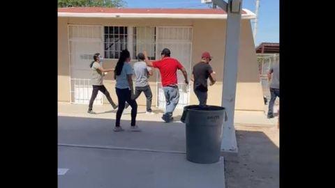28 detenidos en Mexicali por robo de urnas, amenazas y desmanes