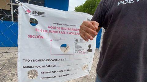 Sin casillas en tres municipios de Jalisco, ''el CJNG ya decidió elección''