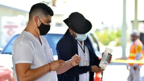 Se reanuda vacunación anti-covid 19 en Mexicali