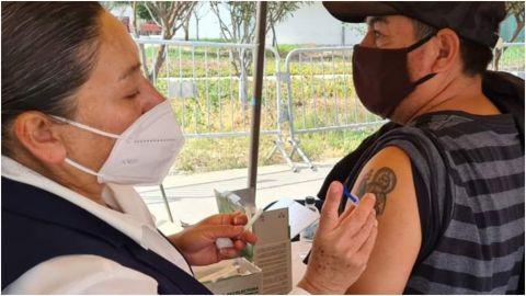 Este miércoles vacunarán contra el COVID-19 a personas de 40 a 49 años