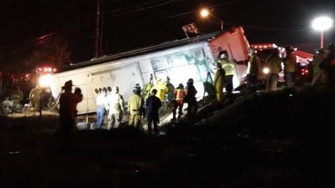 Video y Fotografías del terrible accidente de Playas de Rosarito