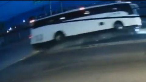 VIDEO: Así fue el accidente mortal de camión en Rosarito