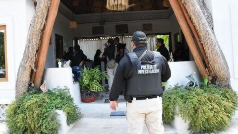 Catean hotel en Bacalar por denuncia a Ricardo Ponce de liderar secta sexual