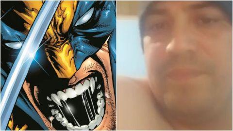 'Nos están transformando en Wolverine': vacunado dice que quedo inmantado