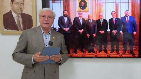 Jaime Bonilla confirma la visita de AMLO a Baja California en julio