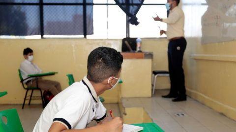 Tras regreso a clases confirman primer caso Covid en secundaria de Tláhuac