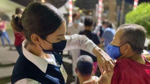 Continúa la vacunación para personas de 40 años o más en Mexicali y San Felipe