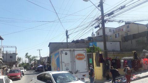 Repartidores temen por su seguridad en Sánchez Taboada de Tijuana