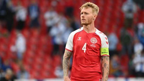 Simon Kjaer, el capitán que se convirtió en héroe al salvarle la vida a Eriksen