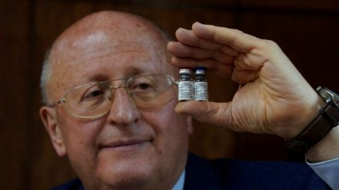 Rusia prueba vacuna contra el COVID-19 como aerosol nasal para niños