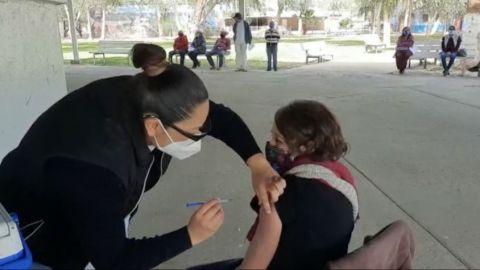 Se activa Vacunación  contra Covid 19 en Tecate y Mexicali