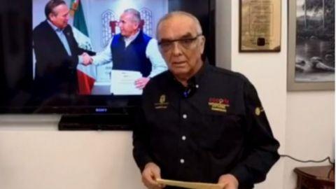 Bonilla acusa de corrupto a Gutiérrez Insunza, ex titular de Coepris de BC