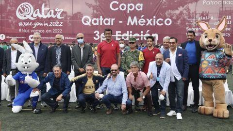 El Mundial está más cerca y ya se vive: embajador de Qatar