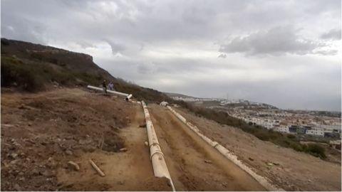 Suspensión de agua en varias colonias de Ensenada