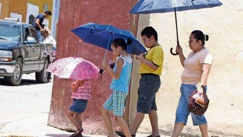 Alertan sobre golpe de calor en Sonora; se esperan hasta 46 grados