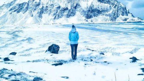'Fueron meses de oscuridad': Mujer pasó la cuarentena sola en el Ártico