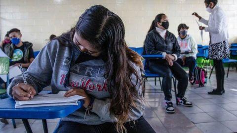En Querétaro, sólo 157 escuelas están en condiciones de volver a clases