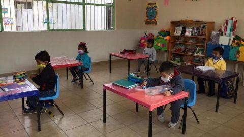 En León 14 mil estudiantes han retomado clases presenciales