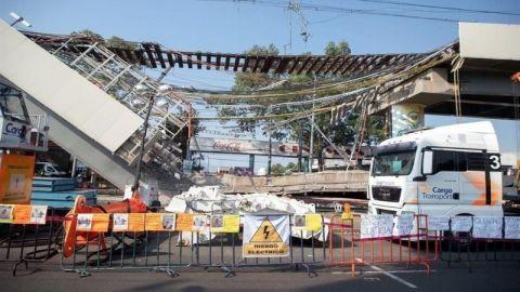Colapso de L12, por múltiples fallas en construcción: informe preliminar