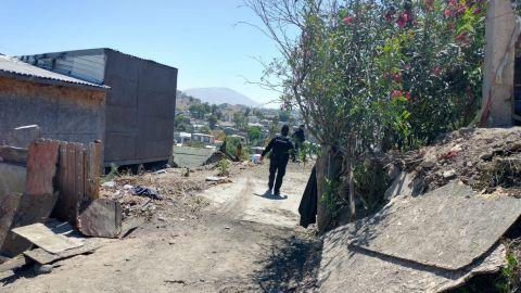 Redadas de extranjeros en hoteles de Tijuana