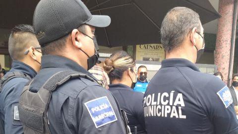 Realizará Ayuntamiento ceremonia de policías caídos durante la pandemia