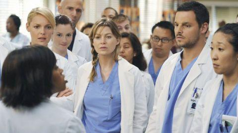 😂🎥 No parás de reír con este detrás de cámaras de Grey's Anatomy