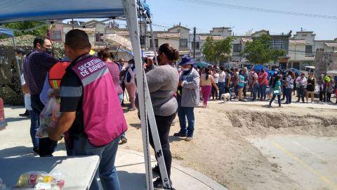 Acciones históricas se realizan en Sánchez Taboada generando bienestar