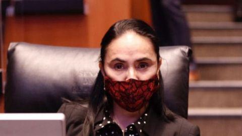 Propone la senadora Nancy Sánchez día de descanso a funcionarios de casilla