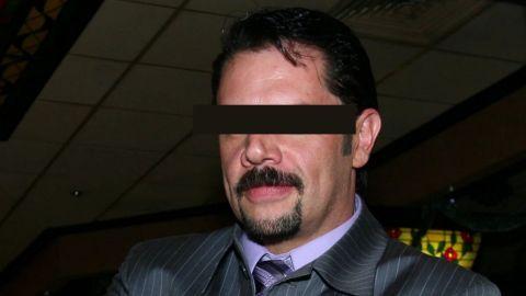 Héctor Parra estará al menos un mes en el reclusorio