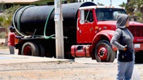 Camalú sin agua: se quemó la bomba