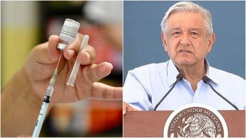 Reconozco a Biden que haya regalado las vacunas J&J: AMLO